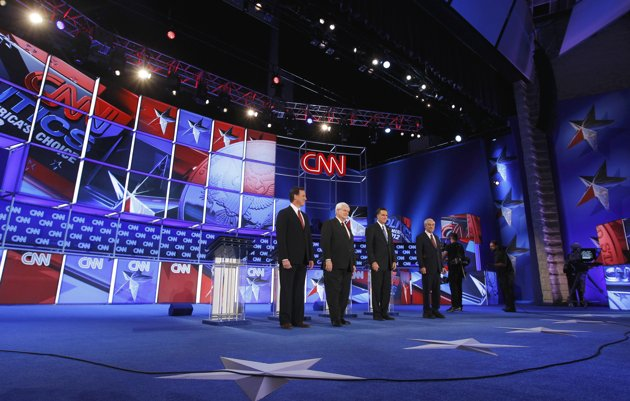GOP Debate Jan 26