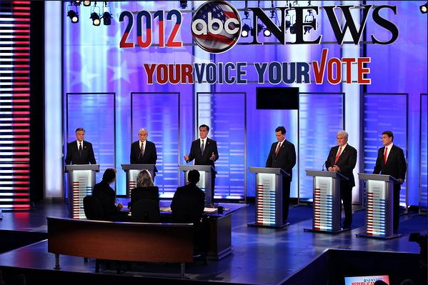 GOP Debate Jan 7