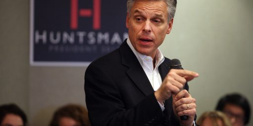 In New Hampshire, It's Do Or Die For Jon Huntsman