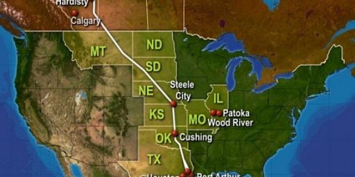 Obama Administration Rejects Keystone XL Pipeline