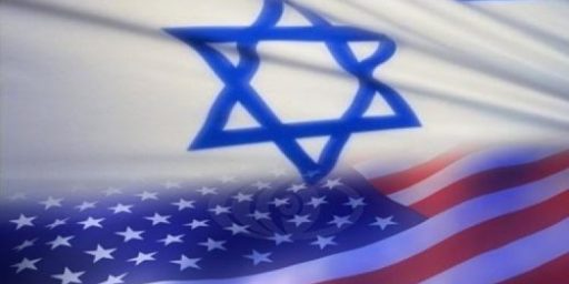 A Partisan Divide Over Israel? Not Really.