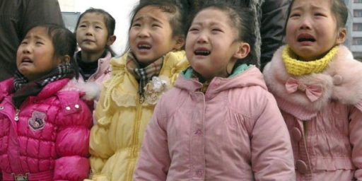 North Koreans Reportedly Being Punished For Insufficiently Mourning Kim Jong-il