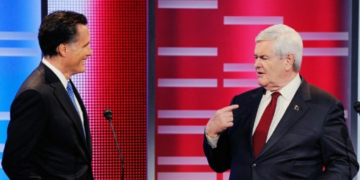Gingrich Leads Romney In Two South Carolina Polls
