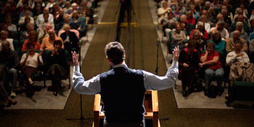 Evangelical Leaders Back Santorum, Unaware They're Irrelevant