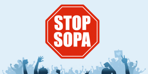 SOPA/PIPA Blackout Protests Lead Co-Sponsors To Jump Ship