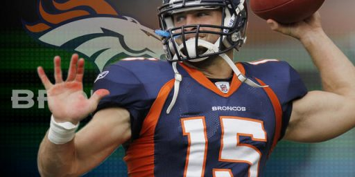 Manning Deal Done, Broncos Trade Tim Tebow To New York Jets