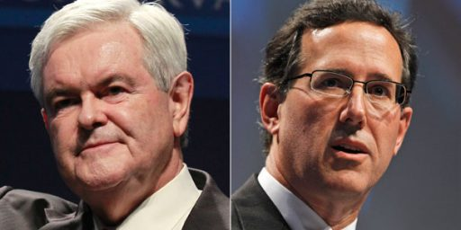 Is Santorum About To Eclipse Gingrich (Again)?