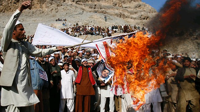 Afghanisan Koran Protests