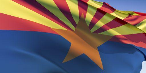 Romney Headed For Arizona Blowout