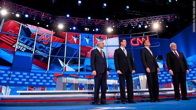 February 22 Debate