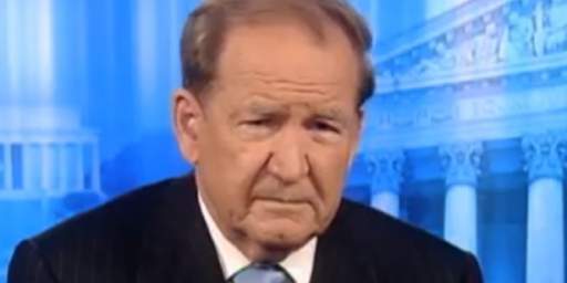 Pat Buchanan Out At MSNBC