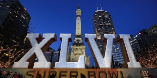 Time For The Super Bowl To Drop Roman Numerals?