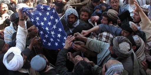 Two American Soliders Killed Over Afghan Koran Burnings