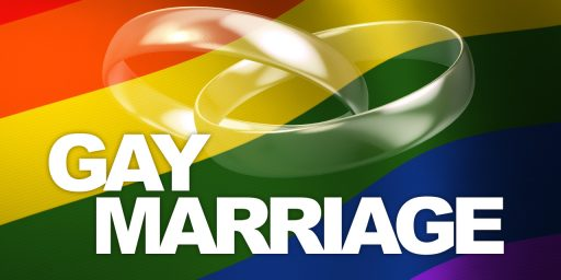 Mary Cheney Gay Marries (And No One Cares)