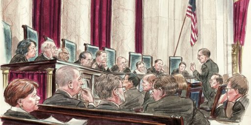 ObamaCare At The Supreme Court, Day Two: The Mandate Under The Microscope