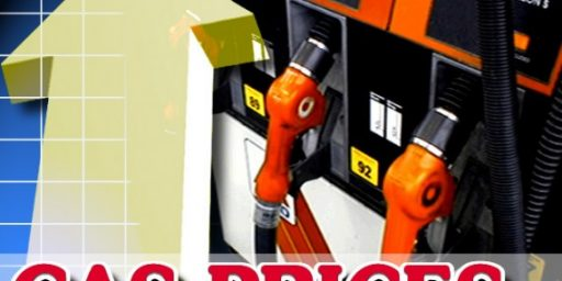 Analysts Say Gas Prices May Have Peaked