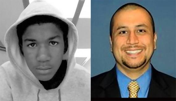 George Zimmerman Trayvon Martin