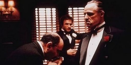 Mario Cuomo Finally Watches The Godfather