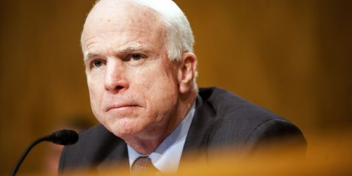 John McCain Was For Trading Taliban Prisoners For Sgt. Bergdahl Before He Was Against It
