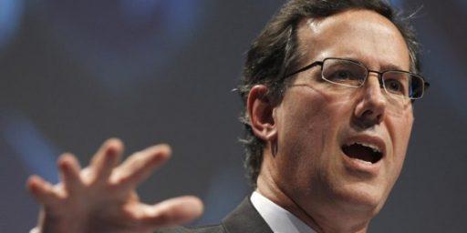 Santorum 2016?