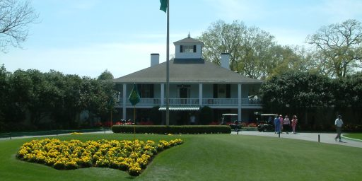 Augusta National To Get First Female Member?