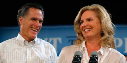 Democratic Strategist Attacks Ann Romney, Unites Conservatives Behind Mitt Romney
