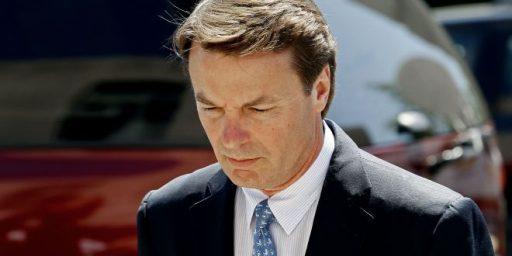Free John Edwards?