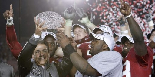 The SEC's Dominance of College Sports