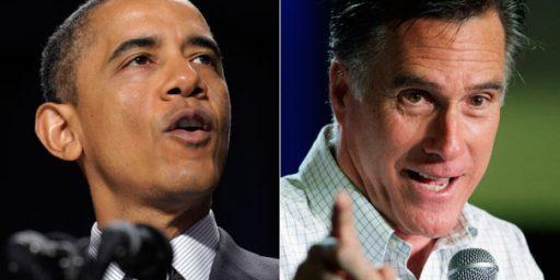 Obama vs. Romney: Experience Factor