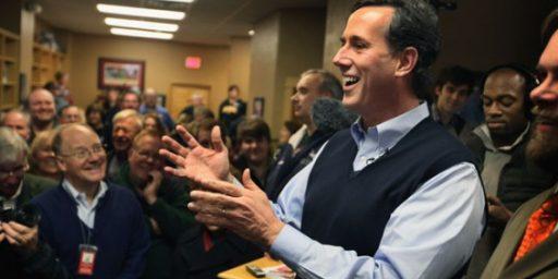Rick Santorum's Delegates