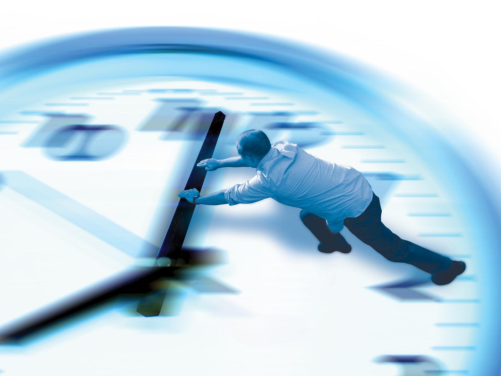 time-clock-man