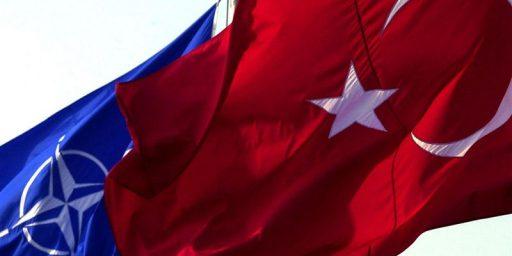 Turkey's Erdogan Cheapens NATO's Core Promise