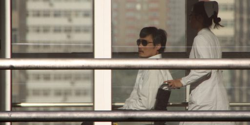 Did The United States Betray Chen Guangcheng?