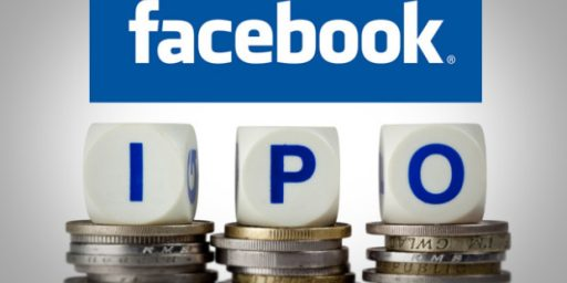 """The Facebook I.P.O. Was Not A """"Disaster."""""""