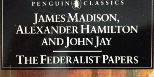 Teaching the Federalist Papers