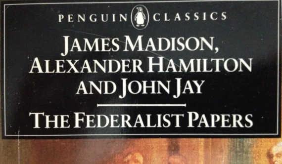 What was the original purpose of The federalist?