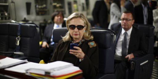 Hillary Clinton Hints She Won't Run In 2016