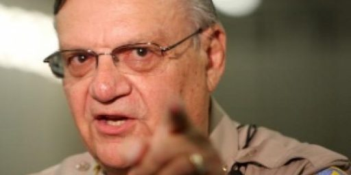 Former Arizona Sheriff Joe Arpaio Convicted Of Criminal Contempt Of Court