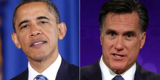 Swing State Polls Make Clear Romney's Narrow Path To Victory