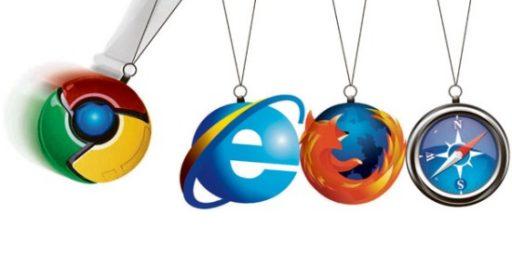 Chrome World's Most Popular Browser, Overtaking Internet Explorer