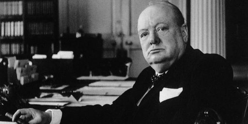 Final Volume Of William Manchester's Churchill Biography Coming In November