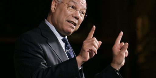 Colin Powell Endorses Obama Again