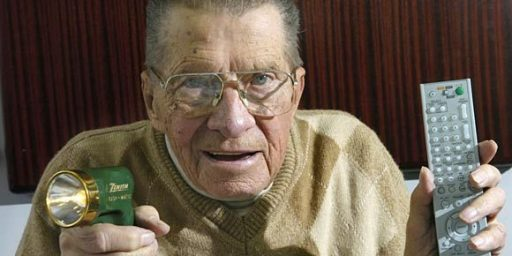 TV Remote Control Inventor Eugene Polley Dead at 96