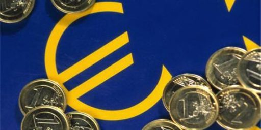 The Beginning Of The End Of The Euro?