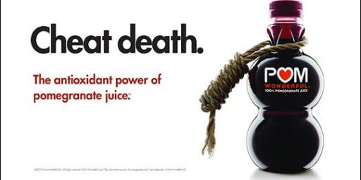 POM Pomegranate Juice Not a Wonder Drug?