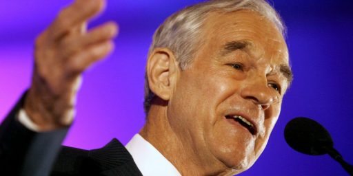 Ron Paul Concedes He Cannot Win, Asks Supporters To Be Respectful