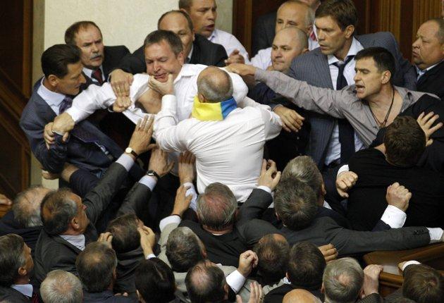 ukranianparliament