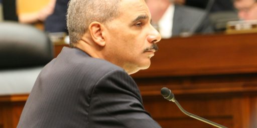 House Oversight Committee To Vote On Holder Contempt Citation