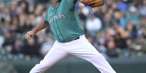 Six Seattle Pitchers Combine For One No-Hitter