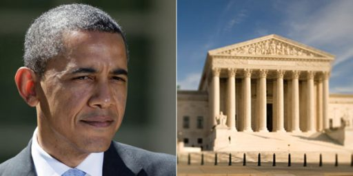 Obama Claims Victory In Supreme Court